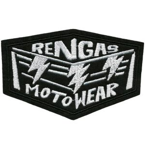 Rengas Moto Wear patch flash