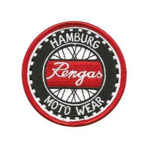Rengas Moto Wear patch Hamburg