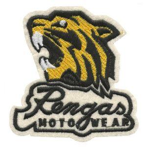 Rengas-Moto Wear Patch Tiger