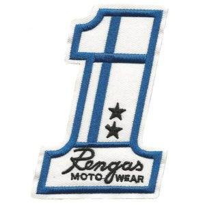 Rengas Moto Wear patch No-1